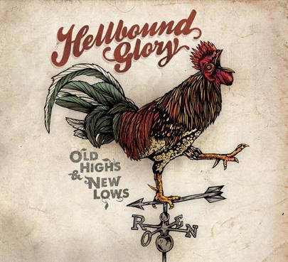 Hellbound Glory Leaves Gearhead Label / Reissues Album