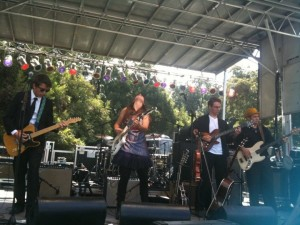 Ruby Jane Show at ACL Fest