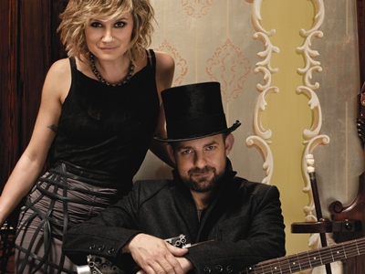 Sugarland Spells 'Rock' Bottom For Country