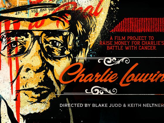 Charlie Louvin Benefit Film Project Funded!