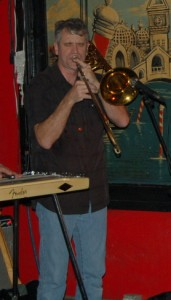 Texaco on the Slide Trombone