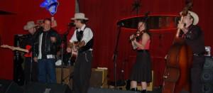 "Wayne Hancock & Lucky Tubb Sing ""West"""