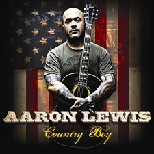 "Aaron Lewis of Staind Misses Target w/ ""Country Boy"""