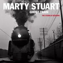 "Album Review – Marty Stuart's ""Ghost Train"""