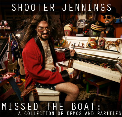 "Shooter Jennings Offers Free ""Missed The Boat"" Album"