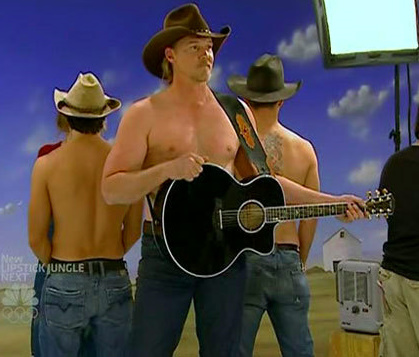 """Trace Adkins' Song """"Brown Chicken Brown Cow"""""""