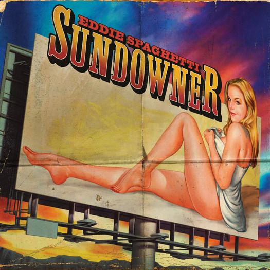 "Eddie Spaghetti Readies ""Sundowner"" Release"