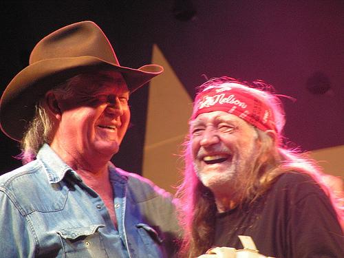 Billy Joe Shaver & Willie Nelson Release Wacko From Waco