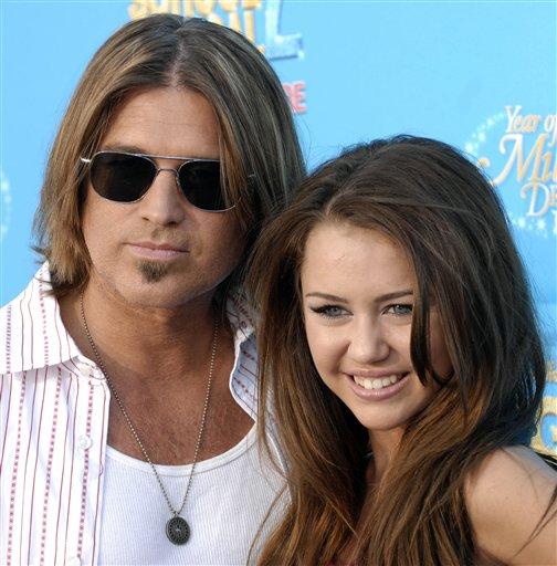 Billy Ray Cyrus. Miley Cyrus, Billy Ray Cyrus