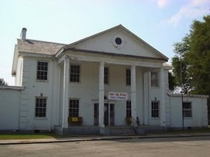 Administration building to become museum