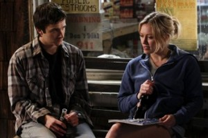 Reece Thompson as Flemming Bloodworth & Hillary Duff as Raven Halfacre