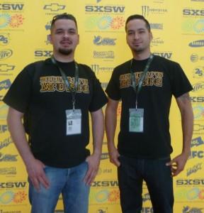 Jason (left) Anthony (right)