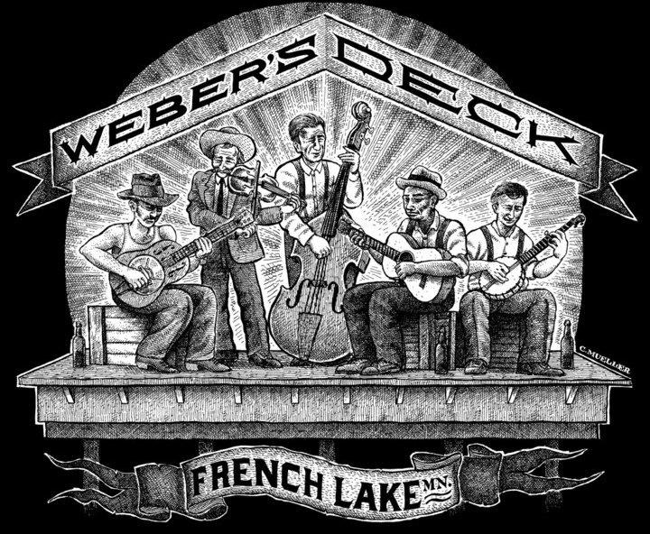 Weber's Deck Illustrates Community Through Music