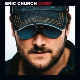 """Album Review – Eric Church's """"Chief"""""""