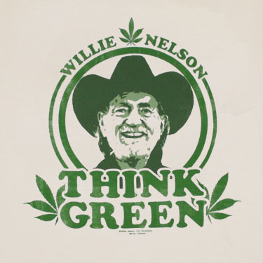 Is Willie Nelson Becoming a Pot Punchline?