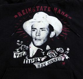 Reinstate Hank Merchandise Art