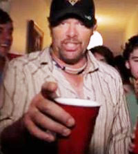 Toby Keith's Publicist Punts on Drunk Concert
