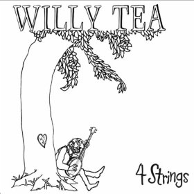"Album Review – Willy Tea Taylor's ""4 Strings"""