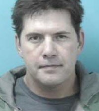 Rodney Atkins mug shot from Williamson County Sheriffs Department