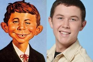 AMERICAN IDOL: TOP 24: Scott McCreery, 17, Garner, NC. CR: Michael Becker / FOX