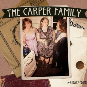 "Album Review – The Carper Family ""Back When"""