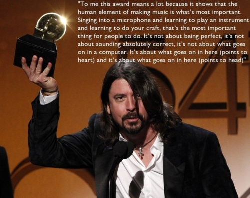 Lessons Learned from the 2012 Grammy Awards