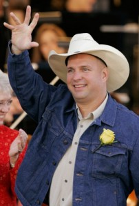Garth retired in 2001, then came back in 2009 for a Las Vegas residency