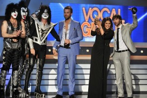 KISS w/ Lady Antebellum