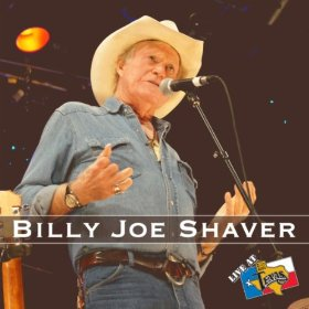 "Billy Joe Shaver to Release ""Live at Billy Bob's Texas"""