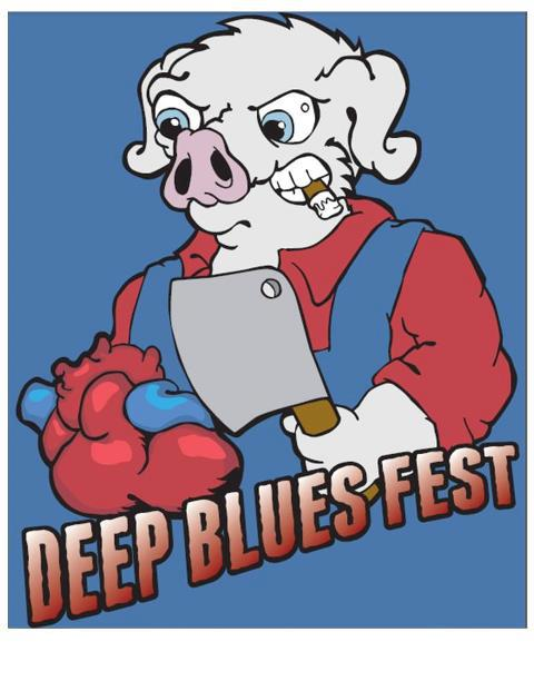 The Original Deep Blues Festival Returns for 2012