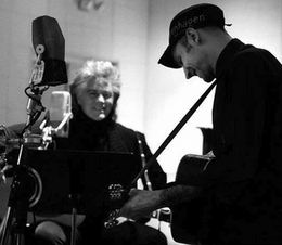 The Brotherhood Between Hank3 and Marty Stuart