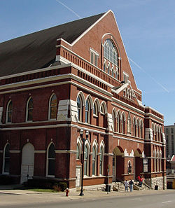 the-ryman-auditorium