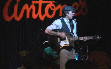 Live Review – Justin Townes Earle – Antone's Austin, TX