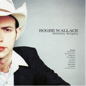 Vintage Album Review – Roger Wallace's 'Hillbilly Heights'