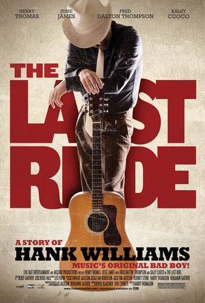 Hank Williams Movie 'The Last Ride' Theatrical Release
