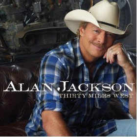 "Alan Jackson Keeps It Solid & Steady in ""30 Miles West"""