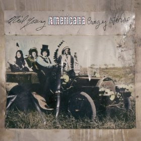 "Album Review – Neil Young's ""Americana"""