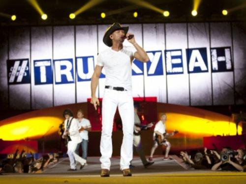 """Truck Yeah"": Big Machine & Curb Competing w/ Tim McGraw Singles"