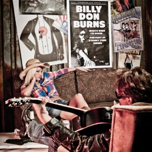 """Album Review – Billy Don Burns """"Nights When I'm Sober"""""""