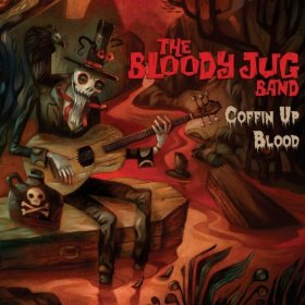 "Bloody Jug Band's ""Coffin Up Blood"" is a Big Surprise"