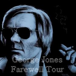 "George Jones Announces 60-Date ""Farewell Tour"" in 2013"