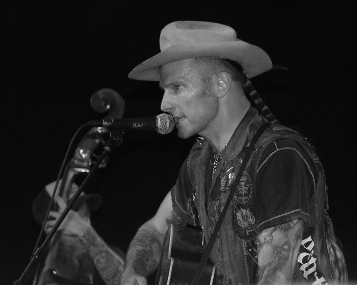 Hank Williams III Raises $18,000 for Happy Tails Humane