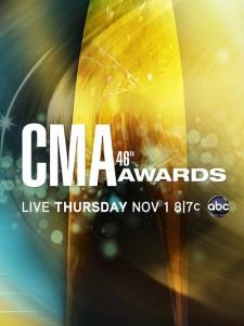 The 46th Annual CMA Awards - LIVE!  Thursday Nov. 1 8|7c on ABC
