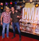 46th Annual CMA Awards Nominations Announced By Jason Aldean And Luke Bryan
