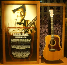 lester-flatt-d28-guitar-country-music-hall-of-fame