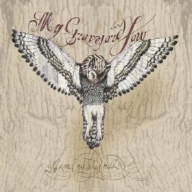 """Album Review – My Graveyard Jaw """"Coming Winds"""""""