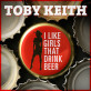 "Song Review – Toby Keith's ""I Like Girls That Drink Beer"""