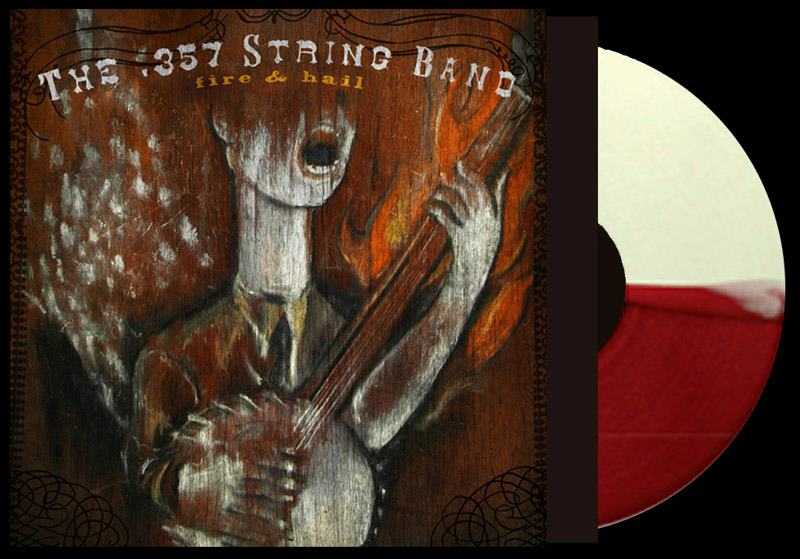 ".357 String Band Reissues Landmark Album ""Fire & Hail"""