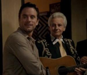 "Del McCoury on ""Nashville"""