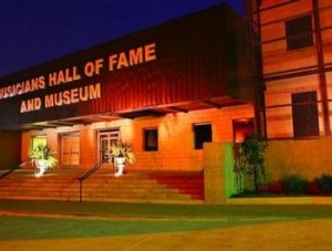 Musicians Hall Of Fame Before Being Bulldozed